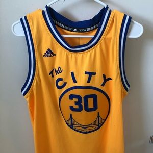 Golden state curry jersey #30
